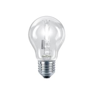 Bec halogen E27 Philips EcoClassic30 standard 230V 70W lumina calda