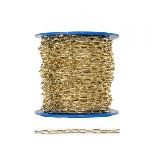 Lant pentru ceas, auriu, 1.3 mm