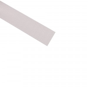 Banda cu scai, alba, 20 mm