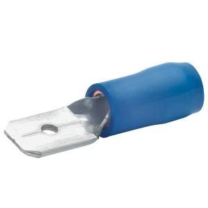 Fisa plata izolata tata X830, 1.5 - 2.5 mmp, PVC, 100 buc