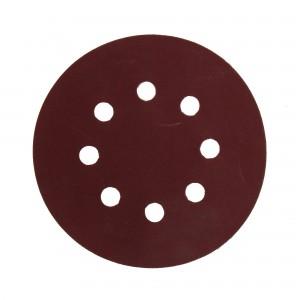 Disc abraziv pentru lemn / lacuri / vopsele / chit, Carbochim AS SV1, 125 x 22 mm, granulatie 320