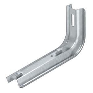 Consola pentru jgheab sarma FS 6366023, otel, 195 mm