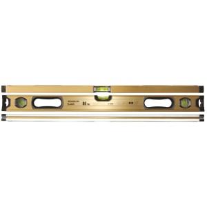 Nivela cu bula, magnetica, Lumytools LT16600, cu 3 indicatori, din aluminiu