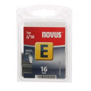 Cuie Novus, Type J, 16 mm, set 1000 bucati
