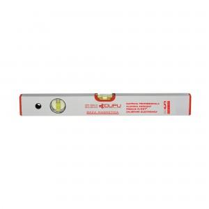 Nivela cu bula, magnetica, Level Instruments 452400, cu 2 indicatori, din aluminiu