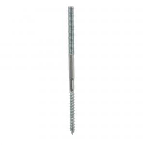 Prezon lemn / metal, Fischer STST, din otel, zincat, 8 x 140 mm, amprenta Torx, T25