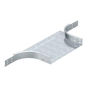 Piesa T scurta RAA 650 FS 7002416, otel, 60 x 500 mm
