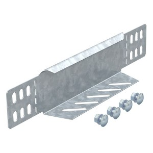 Reductie / piesa capat RWEB 610 FS 7109105, otel, 60 x 100 mm