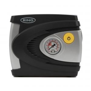 Compresor auto RAC610, 12V 18-20 l/min 85W, negru + gri, 17 x 8.2 x 14.8 cm