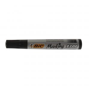 Marker permanent, BIC Marking 2300, negru