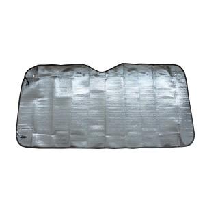 Parasolar auto VGT, pentru parbriz, folie de aluminiu, 150 x 70 cm