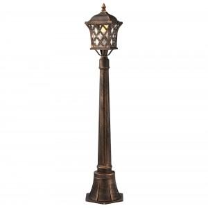 Stalp de iluminat ornamental Bremen 9961, 1 x E27, 98 cm