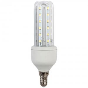 Bec LED Hoff tubular 3U E14 7W lumina rece