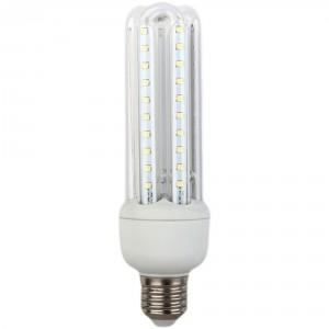 Bec LED Hoff tubular 3U E27 12W lumina calda