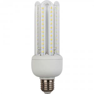 Bec LED Hoff tubular 4U E27 16W lumina calda