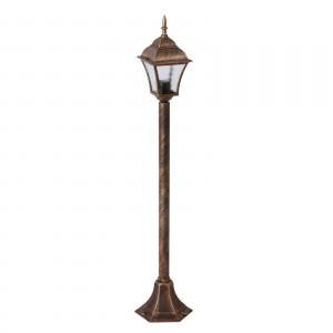 Stalp de iluminat ornamental Toscana 8395, 1 x E27, 106 cm