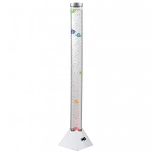 Lampadar LED Fish 9015, 0.72W, 1200 mm, multicolor