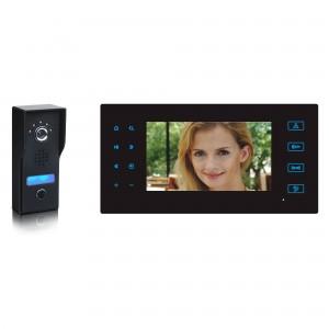 Kit videointerfon 7 inch Well VDPK-OWL-WL, infrarosu