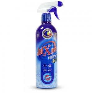 Spray auto, pentru deghetare geamuri si parbriz, JetXpert, 750 ml