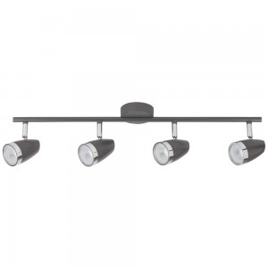 Plafoniera LED Karen 6515, 4 x 4W, lumina calda