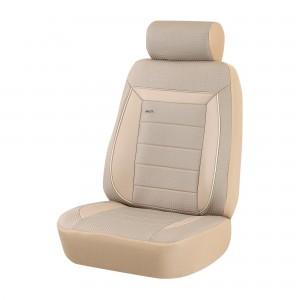 Huse auto pentru scaun, Otom Prestige 730, universale, bej, set 15 piese