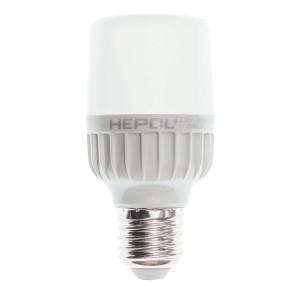 Bec LED Hepol tubular T50 E27 6W lumina calda