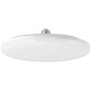 Bec LED Hoff rotund UF15 E27 18W lumina calda