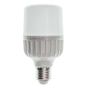 Bec LED Lohuis tubular T65 E27 15W 1450lm lumina rece 6500 K
