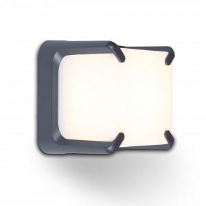 Aplica exterior cu LED Armor 6166-3K-GR, 11W