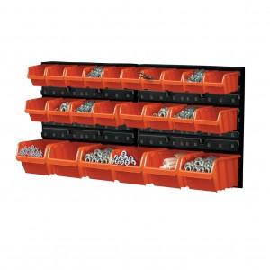 Set  24 cutii pentru depozitare, Orderline NTBNP2