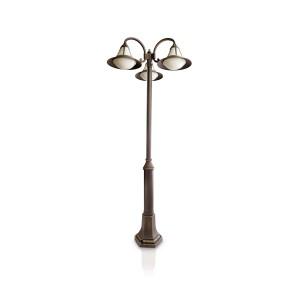 Stalp de iluminat ornamental Provence 152154216, 3 x E27, 202.5 cm