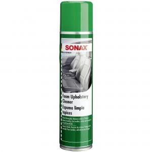 Spray Sonax, cu spuma, pentru curatarea tapiteriei textile, 400 ml