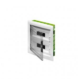 Tablou electric pentru gips carton Gewiss GW40609PM, incastrat, 36 (18 x 2) module
