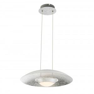 Suspensie LED Atna 41903H 18W, argintie