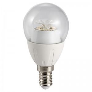 Bec LED Hoff clasic B45 E14 6W lumina neutra