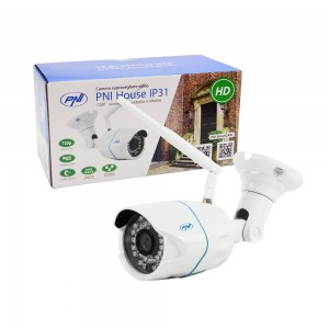 Camera de supraveghere wireless PNI - IP32
