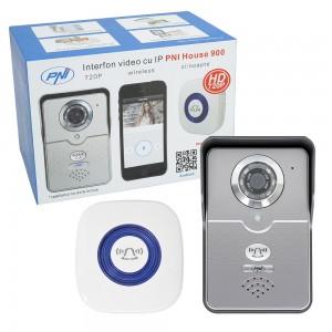 Videointerfon wireless P2P PNI-IV900R, infrarosu