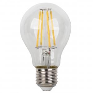 Bec LED Hoff clasic A19 E27 8W lumina calda, cu filament