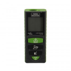 Telemetru digital, cu laser, Burg Wachter 20 PS 7520