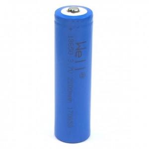 Acumulator LI-ION Well 18650, 3.7V, 2200 mAh