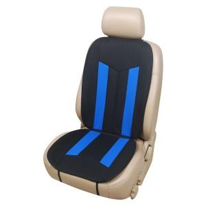 Husa universala pentru scaun auto, mesh, albastru, 104 x 45 cm