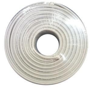 Cablu coaxial RG6 / U 75R CCS / Al