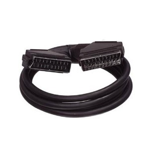 Cablu scart 21 pini - scart 21 pini 03LC-PT