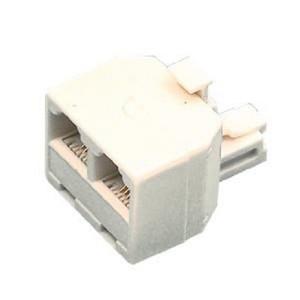 Distribuitor semnal telefon 4/6 (rj11) TEL-0007-BW