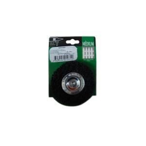 Disc / roATa abraziva D100  8Sbg pentru metale moi, aluminiu, inox