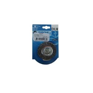 Perie circulara cu tija D75  Inox  5138G pentru otel inoxidabil, aluminiu