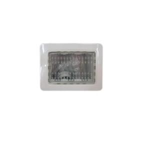 Cutie protectie intrerupator Esperia 300.523, IP55, gri