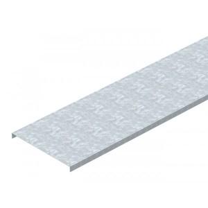 Capac fara zavor jgheab FS 6052103, otel, 100 mm