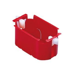 Doza gips carton Gewiss GW24245, modulara, 4 module, 132 x 68 x 48 mm