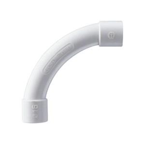GW curba pentru tub rigid D16mm DX40116